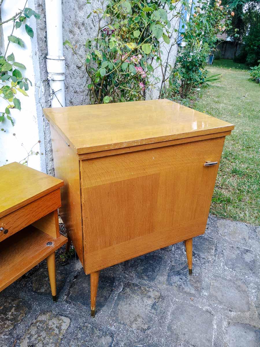 les meubles vintage a relooker tout