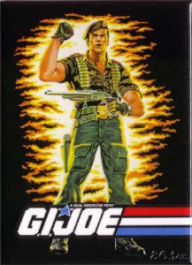 Flint from G.I. Joe