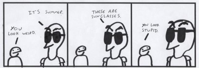 Unfunny Comix for August 16, 2010
