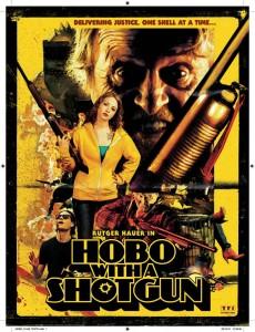 Hobo with a Shotgun - alternate
