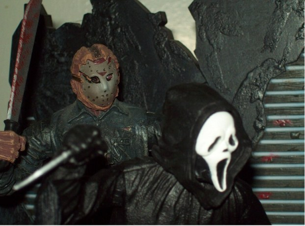 Jason Kills Ghostface?