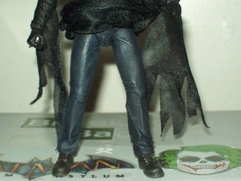 Ghostface has nice legs.