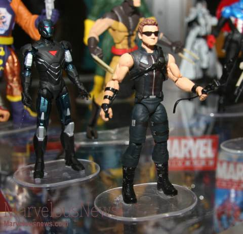 Marvel's Avengers Jeremy Renner Hawkeye Action Figure