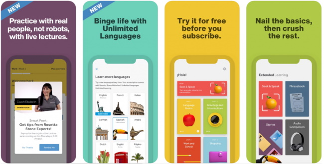6 best Language-learning Apps for 2020
