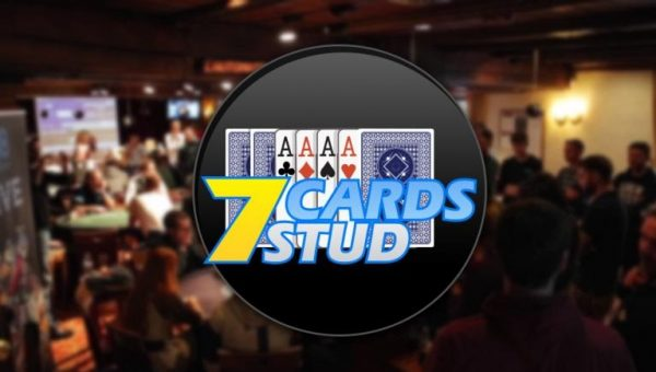 7 cards stud poker