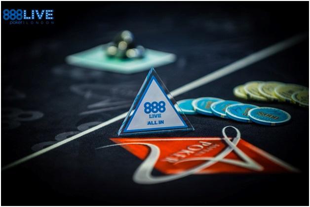 888 poker NJ poker site