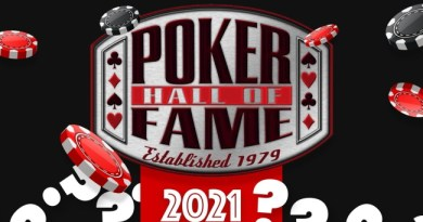 9 Top WSOP Poker Hall of Fame 2021 Expected Nominees