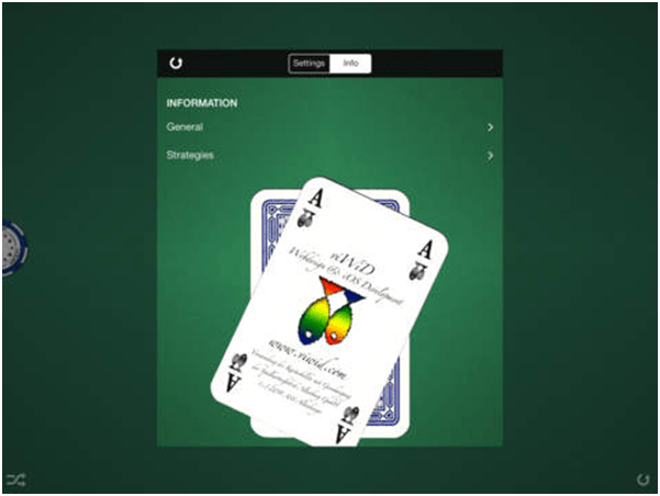 BlackJack Card Counting App