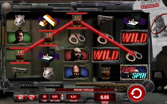 Crime Pays (WMS)