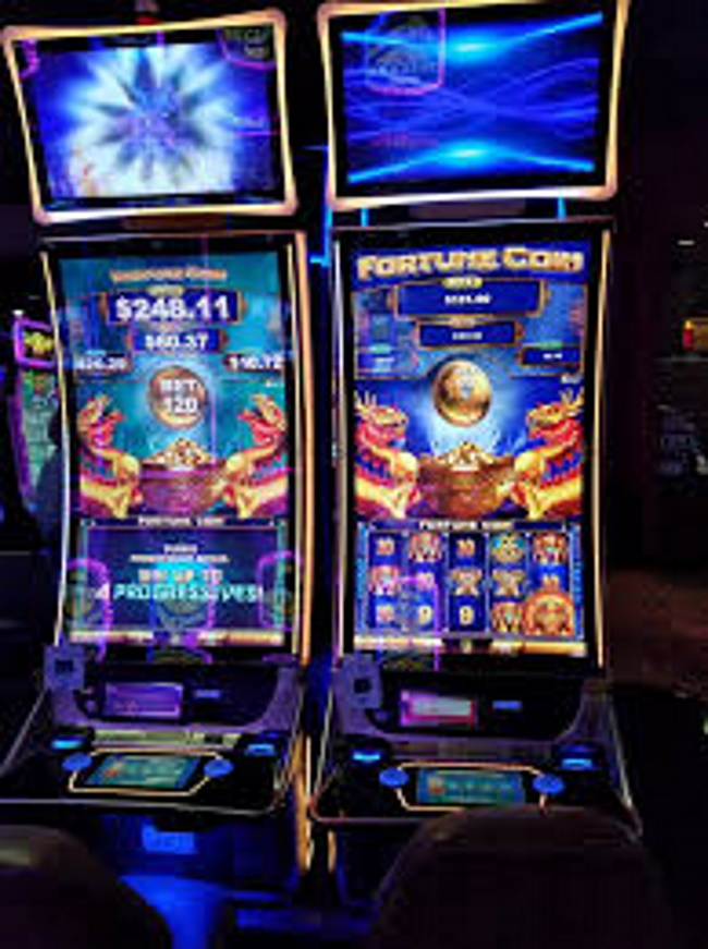 Fortune Coin-10 Slots That Changed Gambling Forever