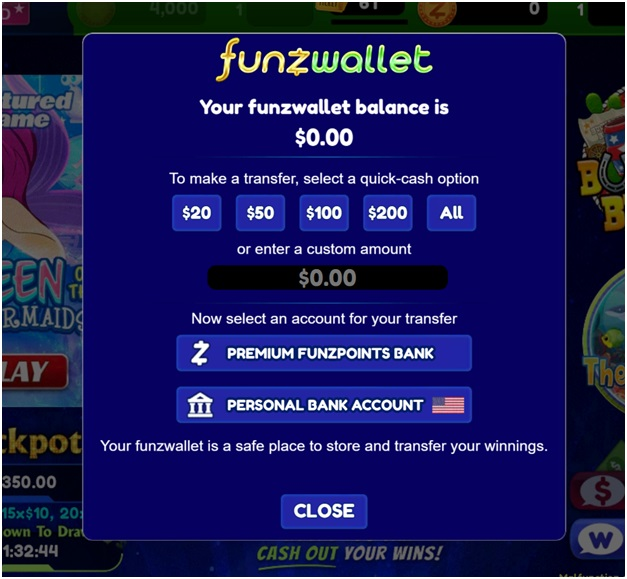 Funzpoints Daily Jackpot Draws- Funzwallet