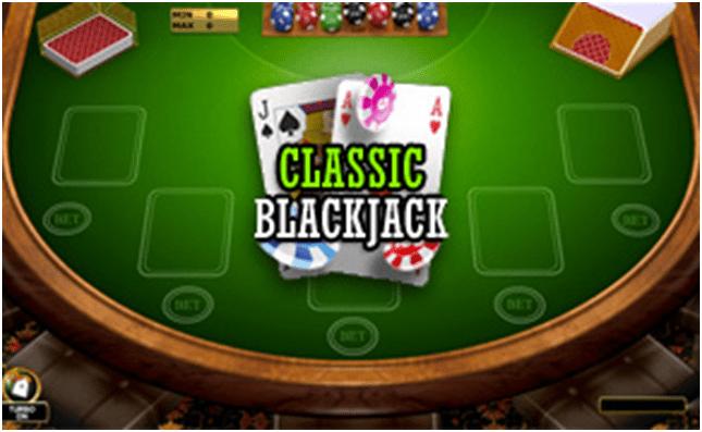 Games to play at Harrah's online casino- Blackjack