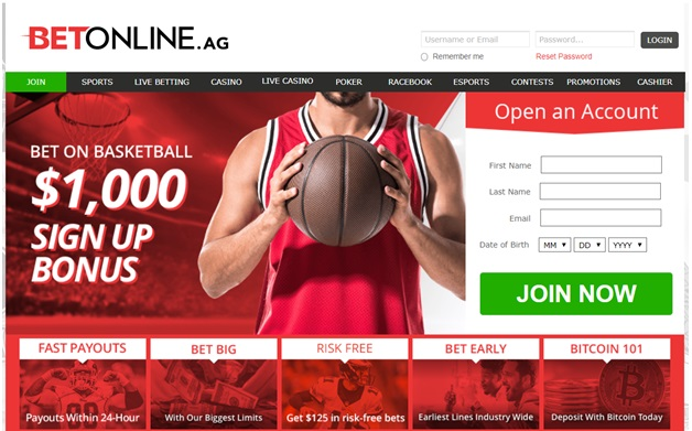 Guide to 10 mobile sports betting bookies- Betonline