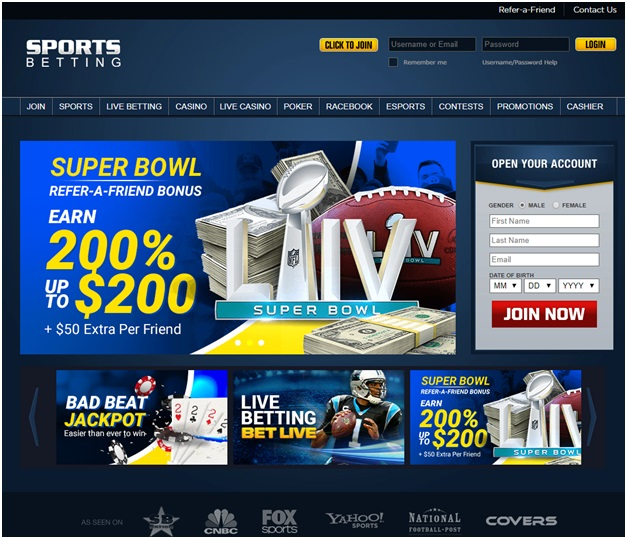 Guide to 10 mobile sports betting bookies- Sports betting