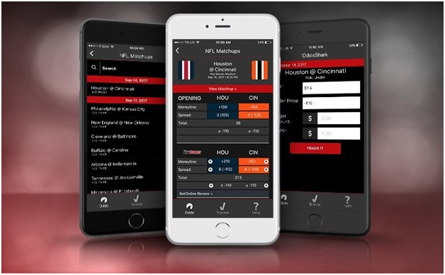 Guide to 10 mobile sports betting bookies