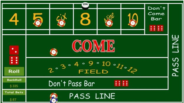 Best strategy to play craps at mobile casinos