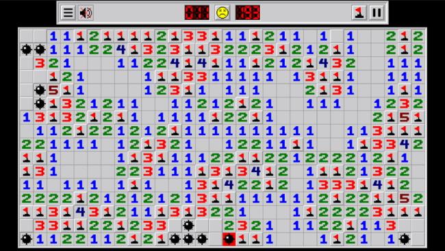 Minesweeper Classic Retro