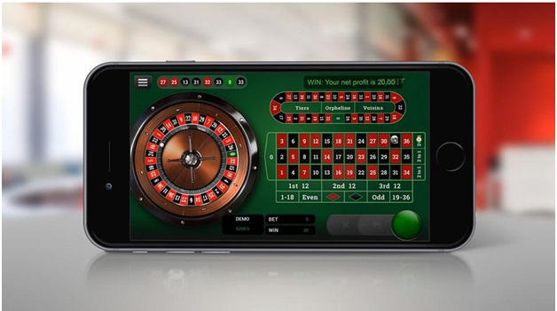 Mobile Roulette games to play