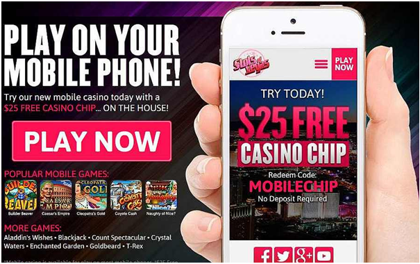 No Deposit US Mobile Casinos