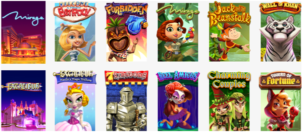 Other slot games