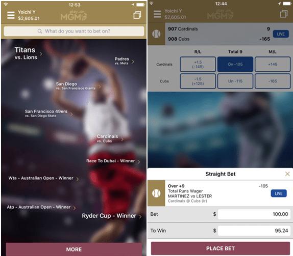 playMGM App