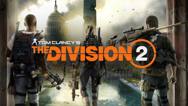 The Division 2 -  9 Most Popular Open-world Games