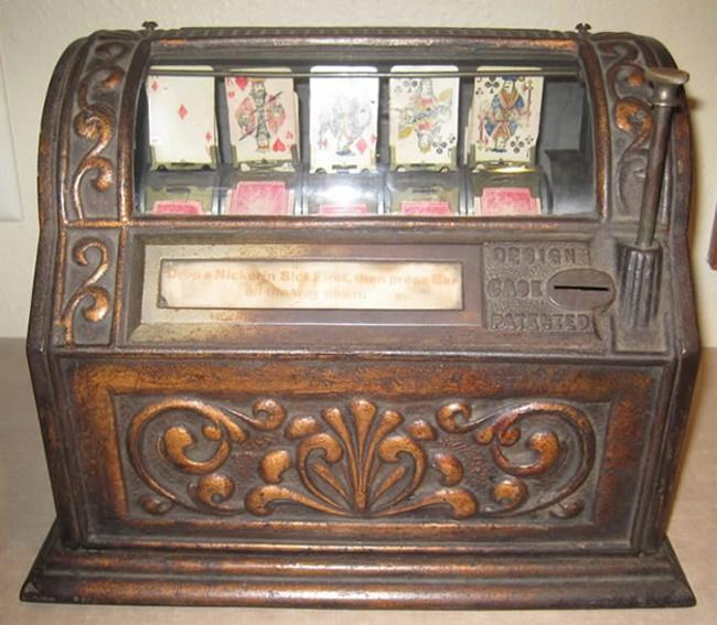 The Sittman and Pitt Gambling Machine