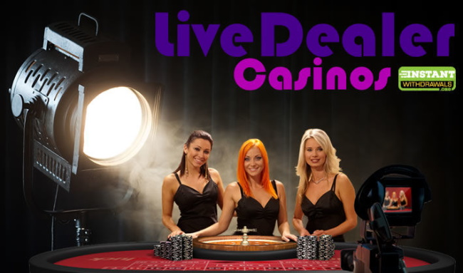 The best 5 Live Dealer Casinos with PaySafeCard