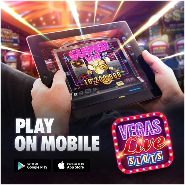 Vegas live slots- How to get started