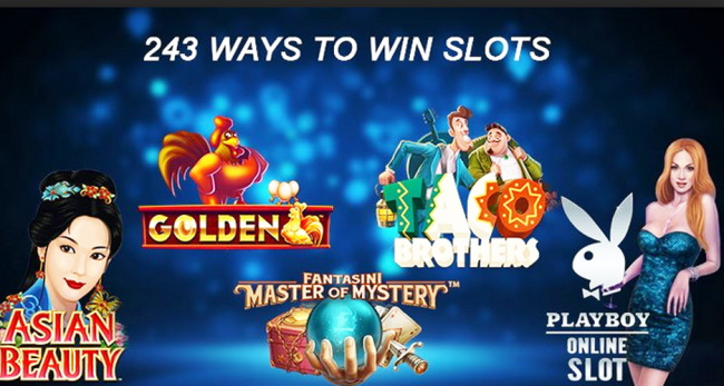 What is the 243 ways slot