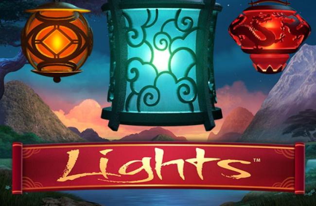 lights slots game