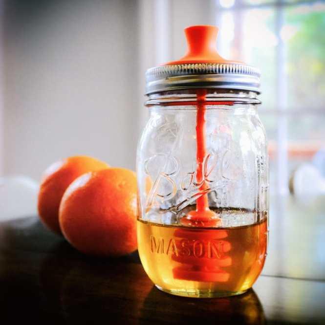 """Honey Jar"" USA. Texas. Cedar Park. 2016."