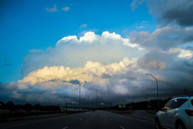 """Storm Coming"" Austin, 2016"
