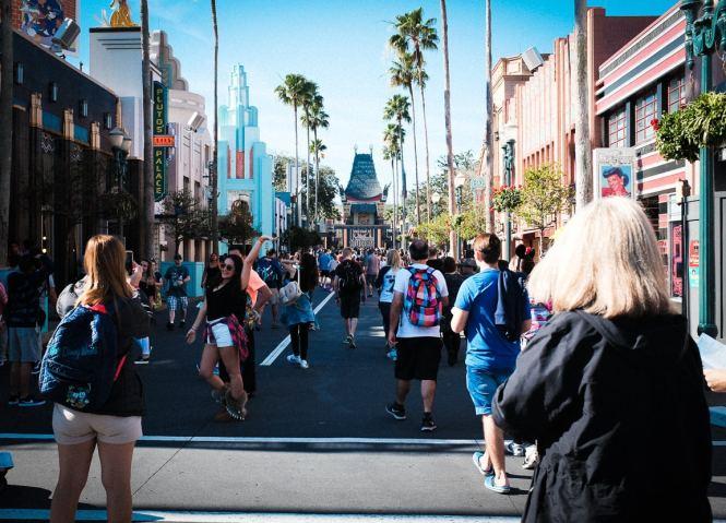 """""""Disney Hollywood Studios"""" Orlando, 2017"""