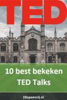 10 best bekeken TED Talks 🎬