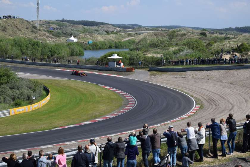 Max Verstappen Circuit van Zandvoort