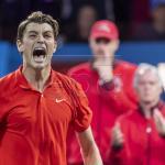Tennis 10sBalls Photo Gallery From Geneva • Laver Cup • Fritz, Federer, Thiem, Sock, Isner, & Tsitsipas