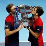 TennisBalls Shares A Photo Gallery From The Nitto ATP Finals • Mahut / Herbert Win The Doubles Final