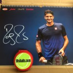 Tennis Super Star • Roger Federer Foundation 2020 Calendar Available Now • Buy Yours