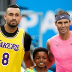 10sBalls Shares EPA Photos Of Kyrgios, Nadal, Muguruza, Monfils, And Bertens From The Aussie Open Tennis