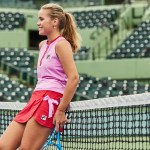 Tennis Fashion From FILA • New Tennis Collections • Ladies Shoe Is Awesome | Pretty Too • Kim Clijsters Will Be Wearing