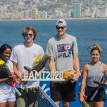 TennisBalls • 10sBalls From Acapulco • ATP/WTA Stars • Sascha Zverev, John Isner, Sloane Stephens, Rafael Nadal