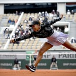 2019 French Open Tennis Gallery • Tsitsipas, Serena, Osaka, Delpo And Muguruza