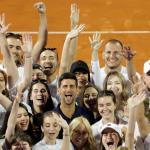 Novak Djokovic's Covid 19 Tennis Tour • Results Are Coming in
