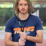 "Noah Rubin's ""Behind The Racquet"" • With • Stefanos Tsitsipas 