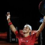 Tennis • 10sBalls Photos From ATP|WTA Rome • Schwartzman, Halep, Muguruza, Shapovalov, Hsieh/Strycova, and Granollers/Zeballos