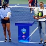Opposites Attract As Osaka And Azarenka Play Mind Games In The US Open Tennis Final