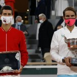 Paris Tennis Friday • Rafa Nadal to Play Nole Djokovic For a Spot in French Open Finals 2021
