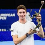Tennis News •  Zverev Does The Cologne Double, Humbert Defeats de Minaur In Antwerp