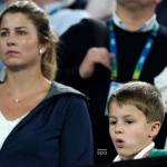 Tennis • Family Comes  First  For Roger Federer